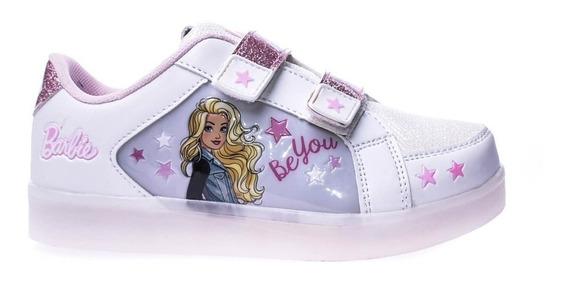 Zapatilla Barbie Nena Luz Bcx831