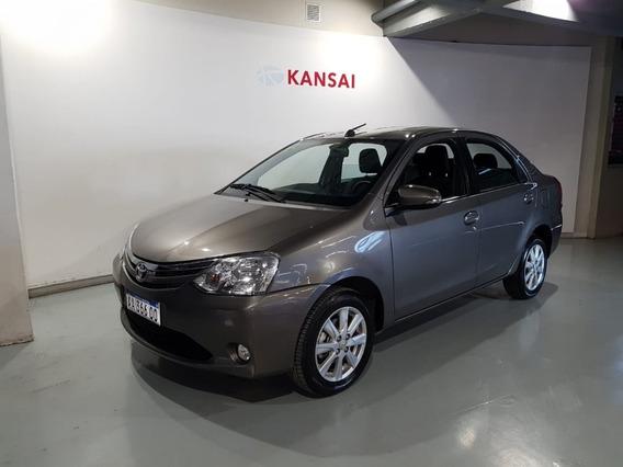 Toyota Etios Xls 4p At 2016