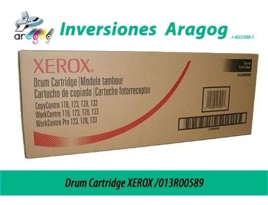 Drum Cartridge Xerox /013r00589/ M118/123/128/133 Originales