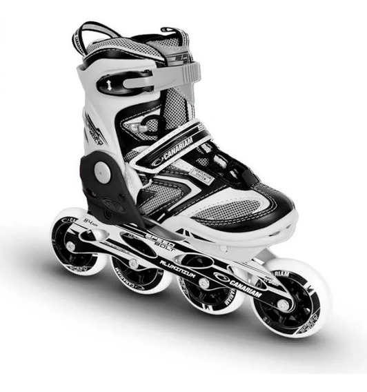 Patines Semiprofesionales Canariam Speed Bolt Linea