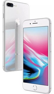Apple iPhone 8 Plus 64gb Original Vitrine Prata - Entrega Já