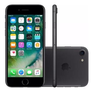 Celular iPhone 7 32gb Preto Novo Nota Fiscal Original Apple