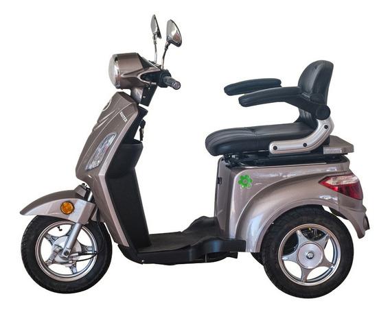 Moto Electrica Scooter /sin Registro Ni Patente Ciclofox.