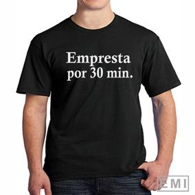 Camisetas Empresta Por 30 Min