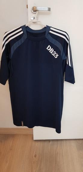 Camiseta adidas La Galaxy David Beckham! Ótimo Estado!
