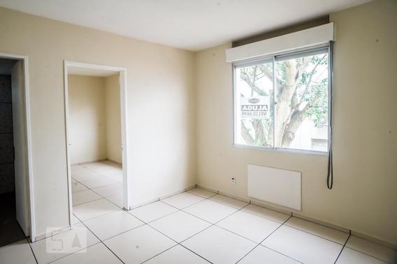 Apartamento No 3º Andar Com 1 Dormitório E 1 Garagem - Id: 892945409 - 245409