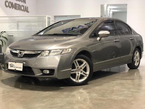 Honda Civic Exs 1.8 2010 Permuto - Financio Hasta El 100%