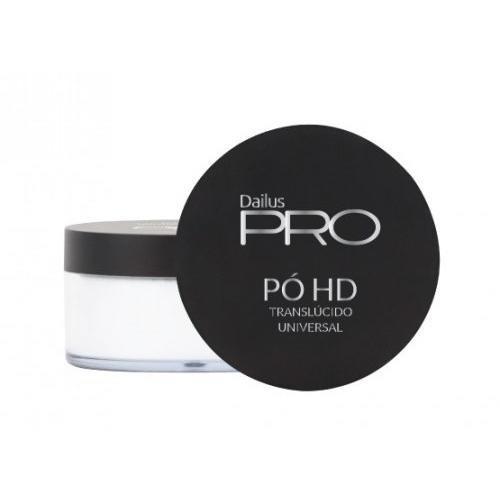 Dailus Pro - Pó Hd Translúcido Universal
