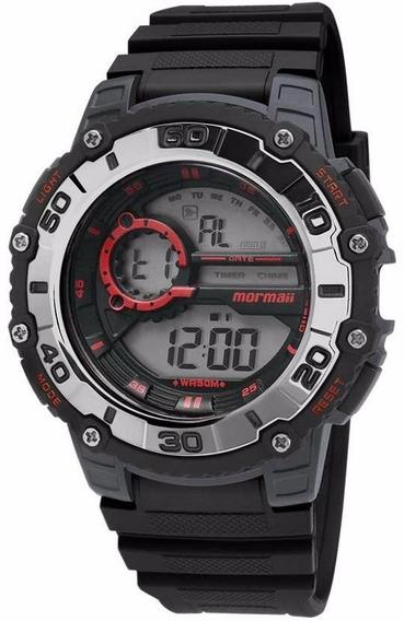 Relógio Mormaii Masculino Acqua Mo3261/8r Digital Lançamento