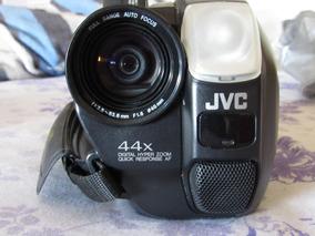 Filmadora Jvc Fhs Com Zoom 44x - Revisada, Importada Japão
