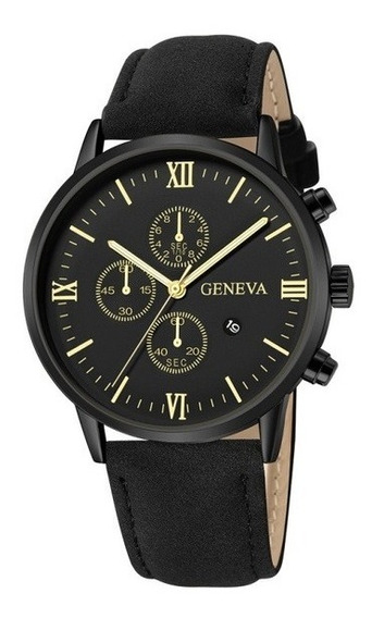 Relógio Geneva Montre Homme