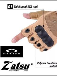 Guantes Oakley Medio Dedo Proteccion
