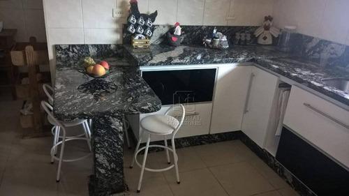 Sobrado À Venda, 200 M² Por R$ 600.000,00 - Jardim Do Mirante - Ribeirão Pires/sp - So2976