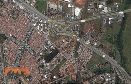 Imagem 1 de 1 de Terreno Residencial À Venda, Parque Maria Helena, Campinas. - Te0181