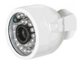 Camera De Segurança Analogica Infra Dk20db 700l 30 Led Digit