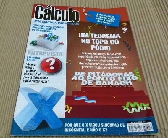 Revista Cálculo - Matemática Para Todos - Nº 21