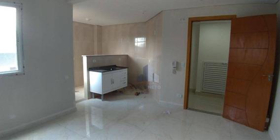 Apartamento Com 2 Dormitórios À Venda, 70 M² Por R$ 265.000 - Vila Falchi - Mauá/sp - Ap0470