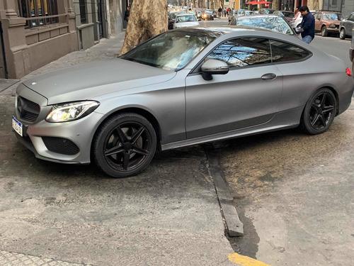 Mercedes-benz Clase C 3.0 C400 Coupe Amg-line 333cv 2018