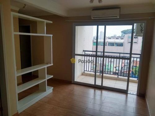 Apartamento Com 3 Dormitórios À Venda, 60 M² Por R$ 390.000,00 - Jardim Jamaica - Santo André/sp - Ap3179