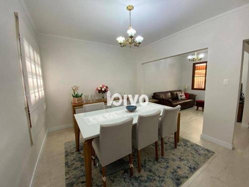 Imagem 1 de 17 de Casa Com 3 Dormitórios À Venda, 120 M² Por R$ 1.450.000,00 - Vila Clementino - São Paulo/sp - Ca0257