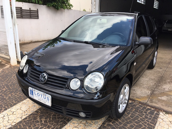 Vw - Polo 1.6 Hatch Completo, Super Conservado