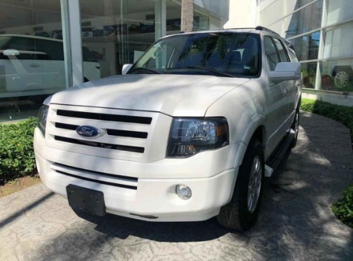 2010 Ford Expedition Limited 4x2 5.4 L V8