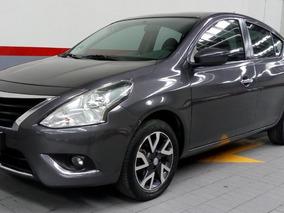 Nissan Versa 2016
