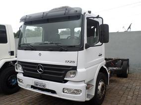 Mercedes-benz Atego 1725 4x2 Ano 2007- Mondial Veiculos Ltda