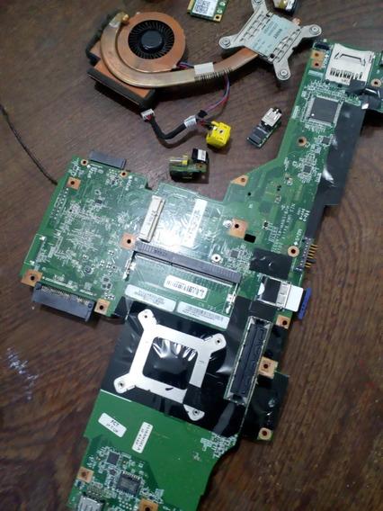 Piaca Mae E Comp. Lenovo T420 Com Processador Com Defeito