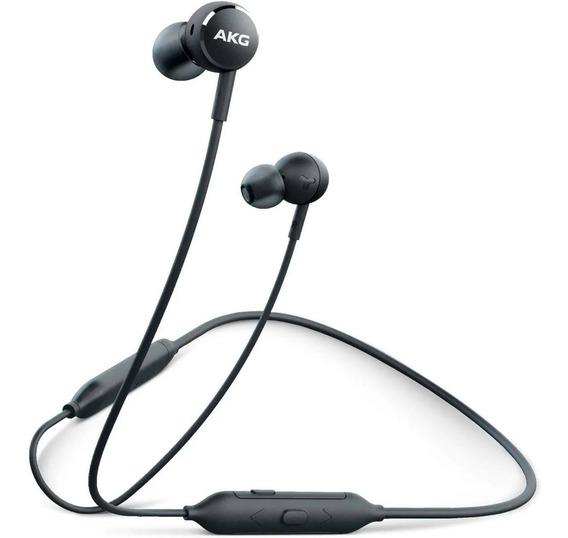 Fone Estéreo Samsung Y100 In Ear Akg Bluetooth Preto Orginal