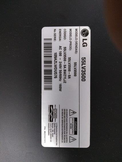 T-con Tv Lg 55lv3500