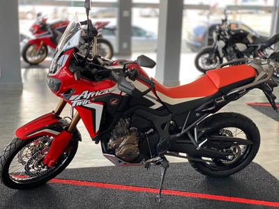 Honda Crf 1000 África Twin