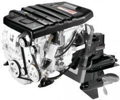 Imagem 1 de 1 de Motor Centro Qsd 170 Dts Bravo 3x
