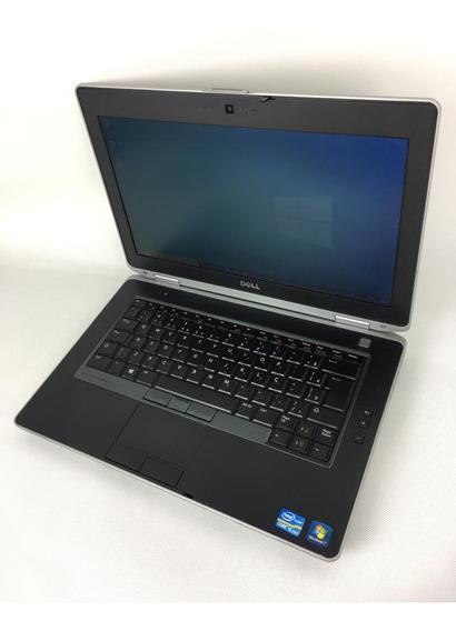 Notebook Dell E6430 I5 4gb Ssd256gb Nf E Garantia