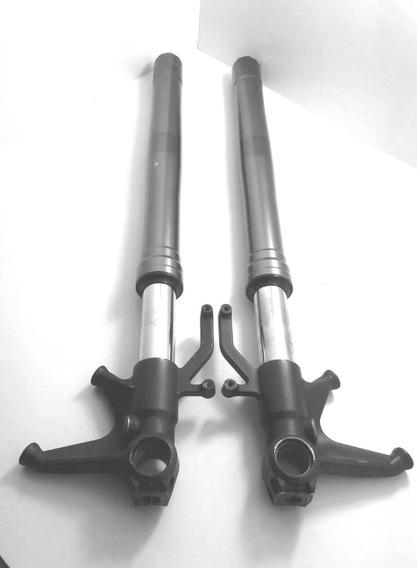 Par De Bengalas Kawasaki Zx6 R Original Ano 2012 Zx6r Usado