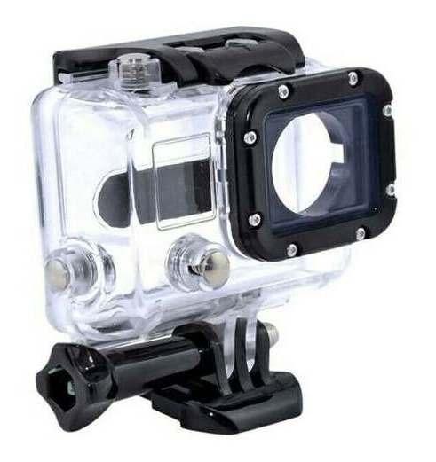 Caixa Protetora Gopro Acrilico Camera Ação Hero 3 3+ 4 5