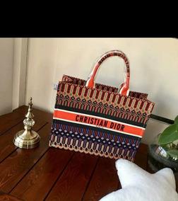 Bolsa De Luxo Madame Cristian Dior Produto Exclusivo+frete