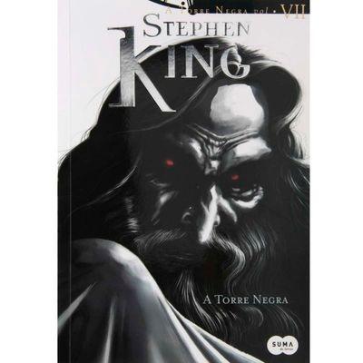 Livro Torre Negra - Volume Vii Stephen King