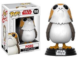 Porg 198 - Star Wars - Funko Pop - Em Até 12x S/ Juros!