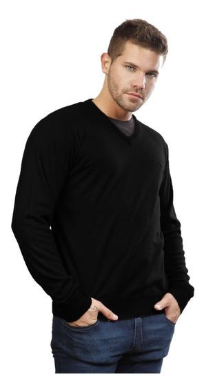 Sweater Bremer Escote V Basico Hombre | Moha (180228)