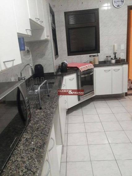 Apartamento Residencial À Venda, Jardim Leocádia, Sorocaba. - Ap0248