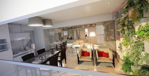 Apartamento Residencial Atmosphere 03 Suítes, Setor Bueno, Goiânia. - Ap0107