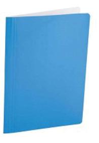Pasta Classificador Rapido Papel Azul Com Ilhos C/20