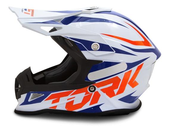 Capacete Off-road Feminino Pro Tork Fast 788