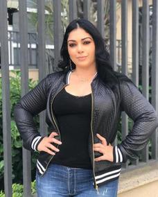 Blusa Frio Casaco Feminino Jaqueta Bomber Plus Size Moda