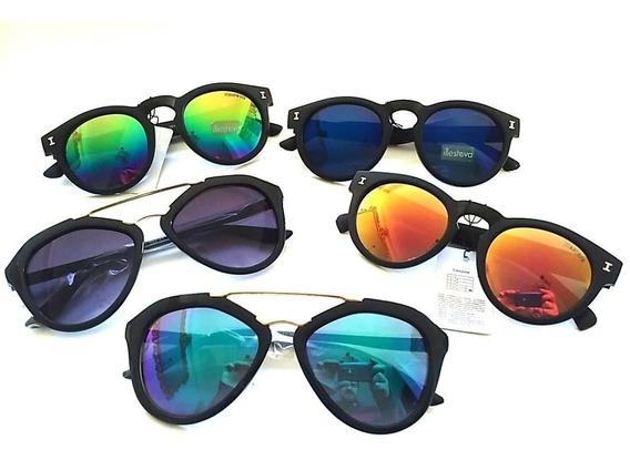 Gafas Lentes Sol X Mayor 40 Unidades Surtidas + Fundas