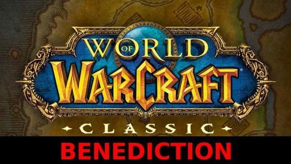 Wow Classic Gold - 1000g Benediction