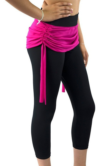 Ropa Deportiva Mujer Leggings Colombianos Licras Mallas Deportivas Dama Yoga Gym Unitalla Para Tallas 3 / 5 / 7 / 9 -57