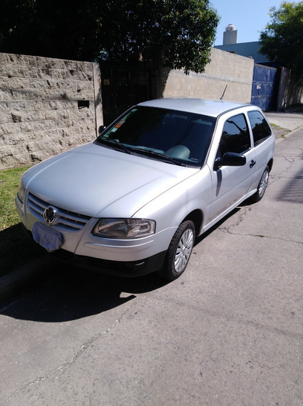 Volkswagen Gol Power 2010 Impecable 109 Mil Km