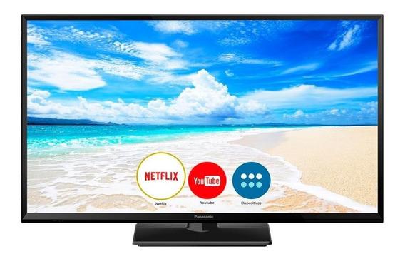 Smart Tv Led 32 Polegadas Panasonic Tc-32fs600b Hd Wi-fi 1 U